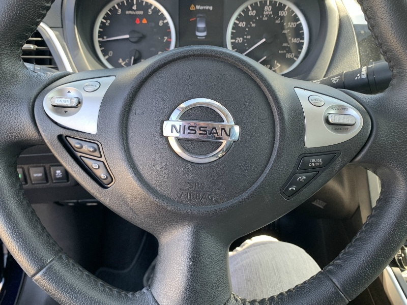 Nissan Sentra 2017 price $9,600