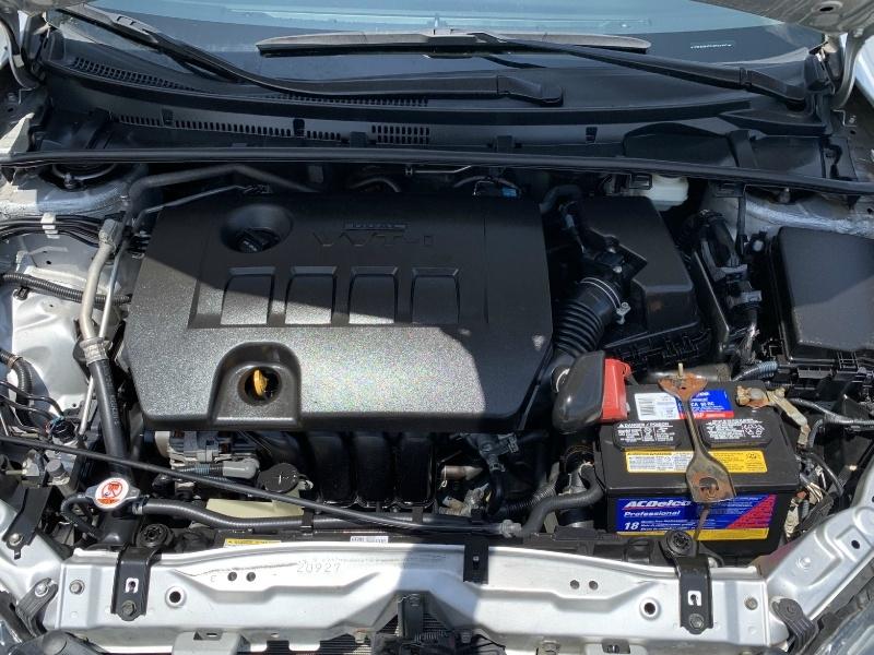 Toyota Corolla 2018 price $10,600