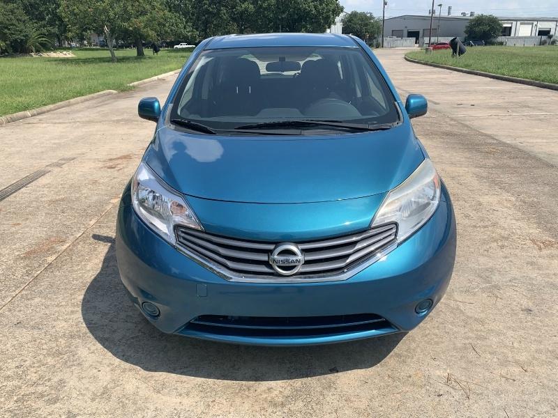 Nissan Versa Note 2014 price $5,900