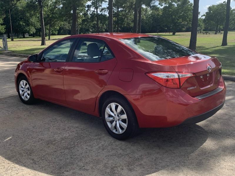 Toyota Corolla 2015 price $8,300