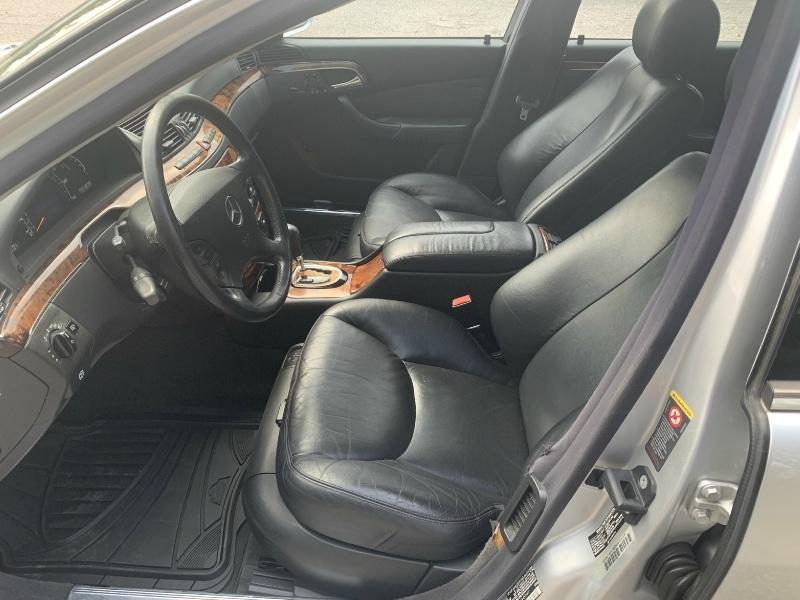 Mercedes-Benz S-Class 2005 price $5,500