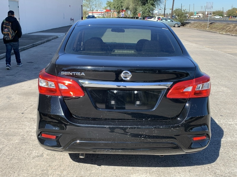 Nissan Sentra 2018 price $10,000
