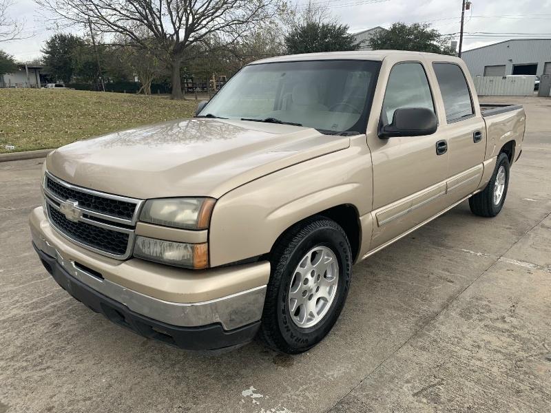 Chevrolet Silverado 1500 Classic 2007 price $6,500