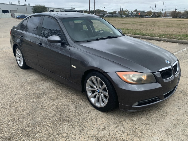 BMW 3-Series 2008 price $4,900
