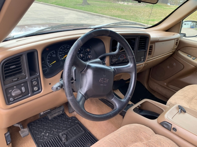 Chevrolet Silverado 1500 1999 price $2,500