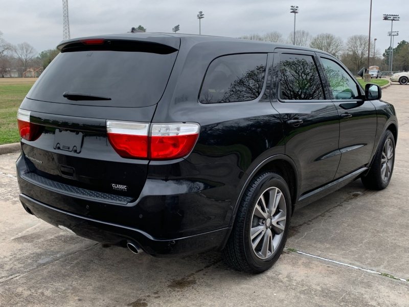Dodge Durango 2013 price $9,900