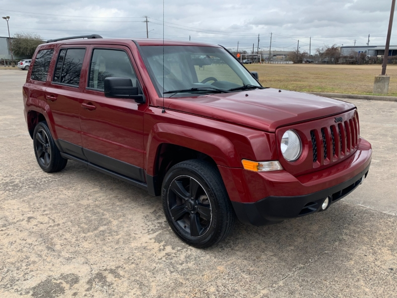 Jeep Patriot 2015 price $7,700