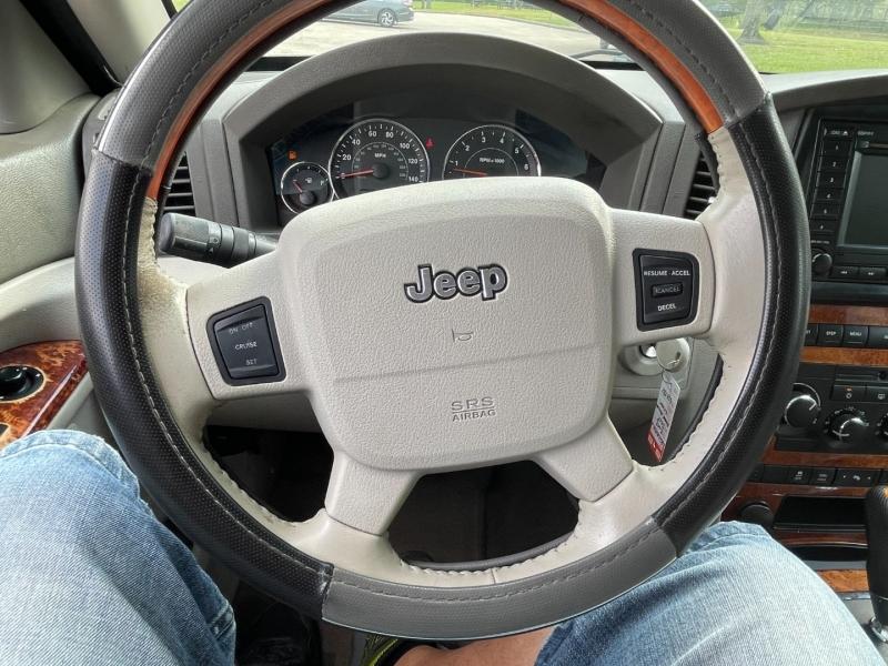Jeep Grand Cherokee 2007 price $4,900