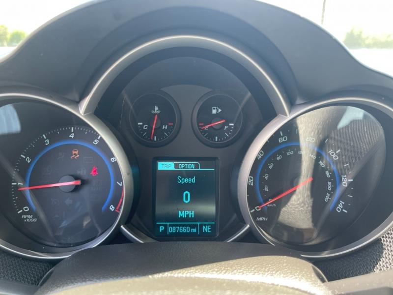 Chevrolet Cruze Limited 2016 price $9,200