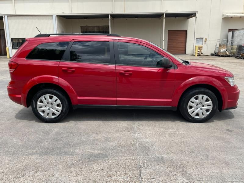 Dodge Journey 2017 price $11,700