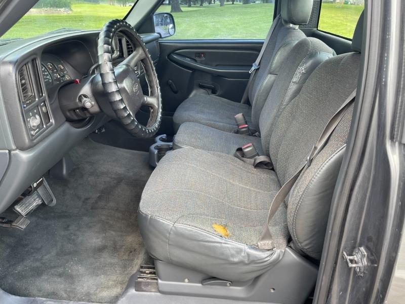 Chevrolet Silverado 1500 2001 price $5,000
