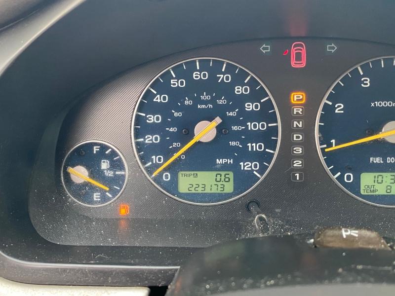 Subaru Baja 2003 price $3,591