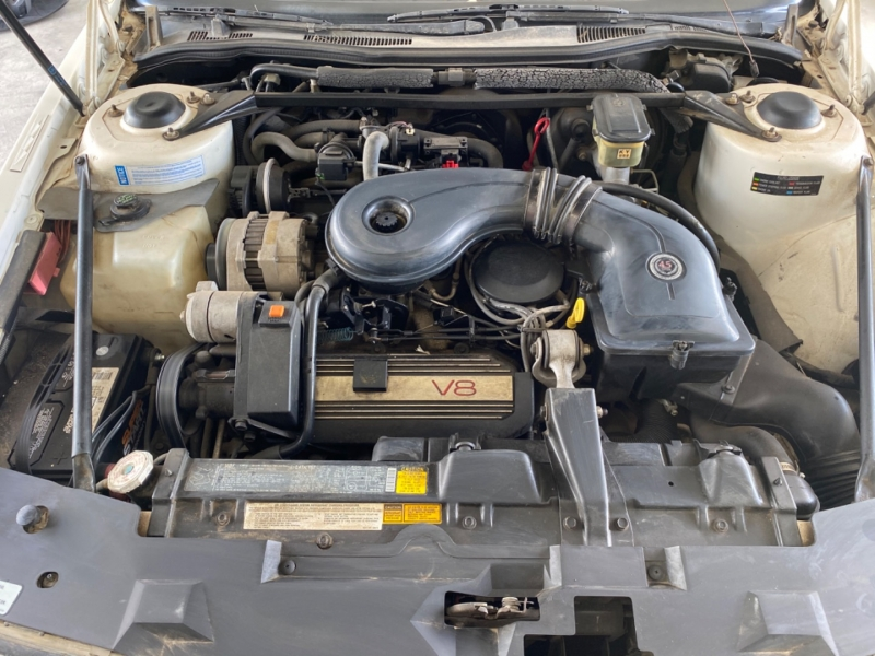 Cadillac Eldorado 1989 price $5,595