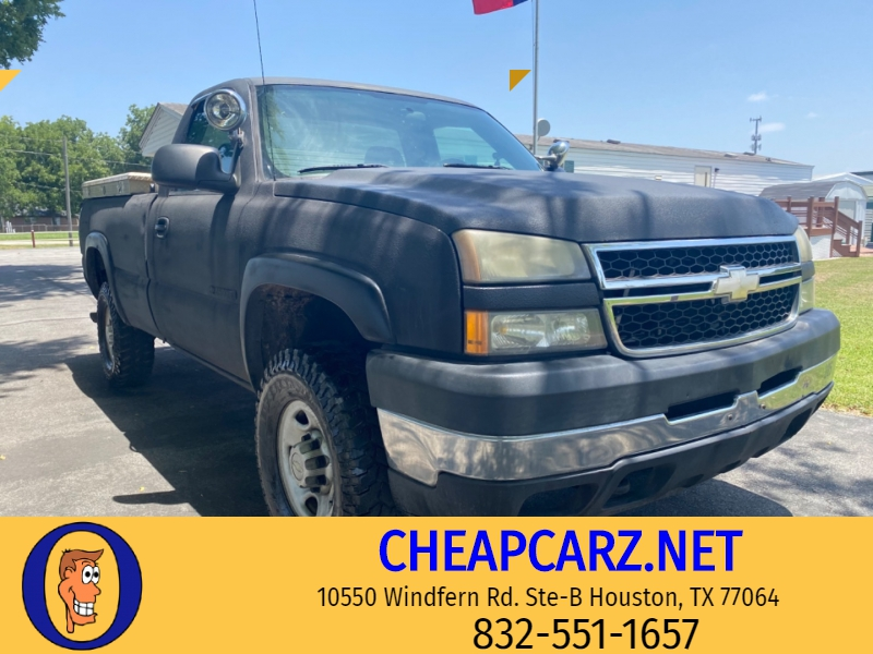Chevrolet Silverado 2500HD 2006 price $4,595