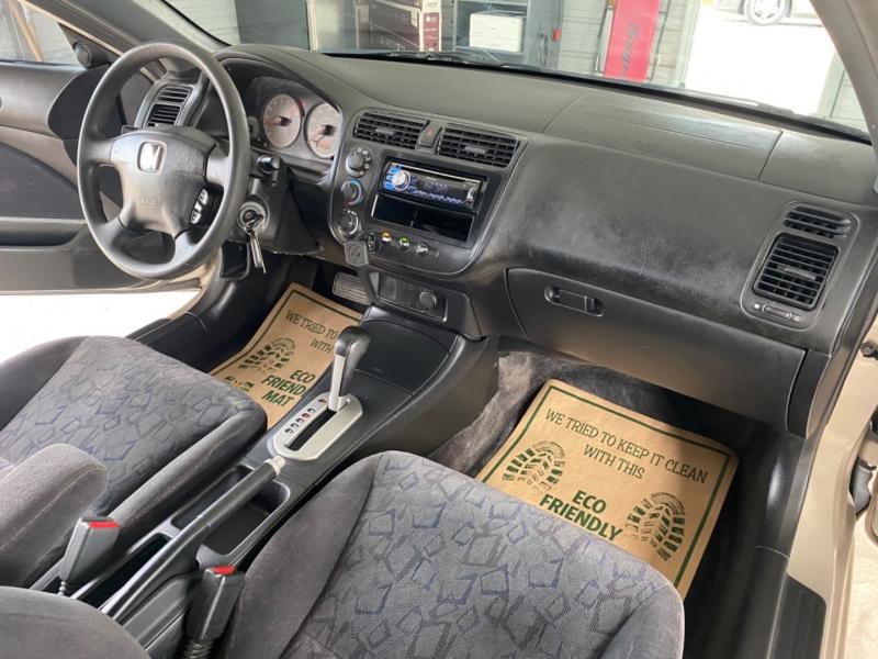 Honda Civic 2002 price $4,995