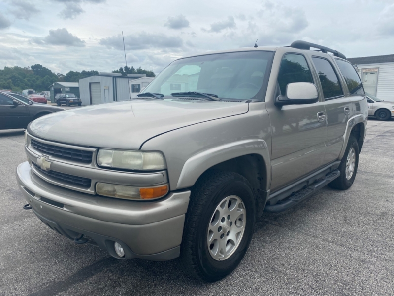 Chevrolet Tahoe 2002 price $5,900