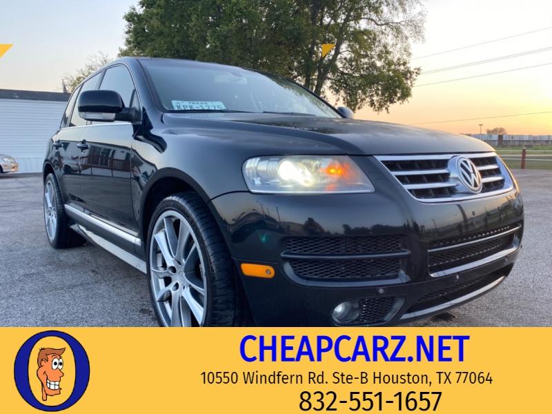 Volkswagen Touareg 2007 price $4,900