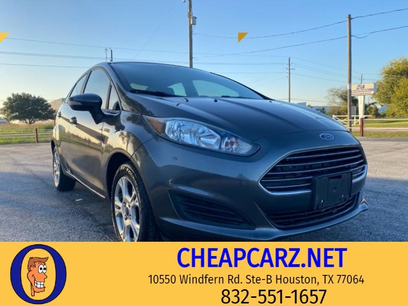 Ford Fiesta 2016 price $4,955