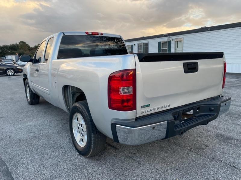 Chevrolet Silverado 1500 2012 price $6,955