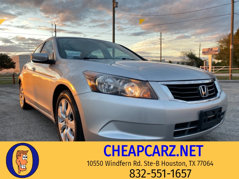 Honda Accord 2008 price $5,455