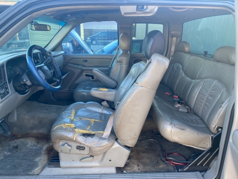 Chevrolet Silverado 1500 2001 price $1,955