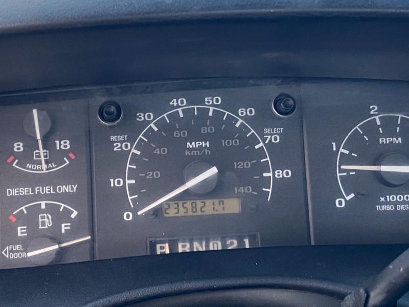 Ford Super Duty F-250 1997 price $7,955