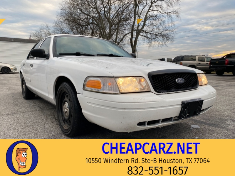 Ford Crown Victoria 2007 price $2,595