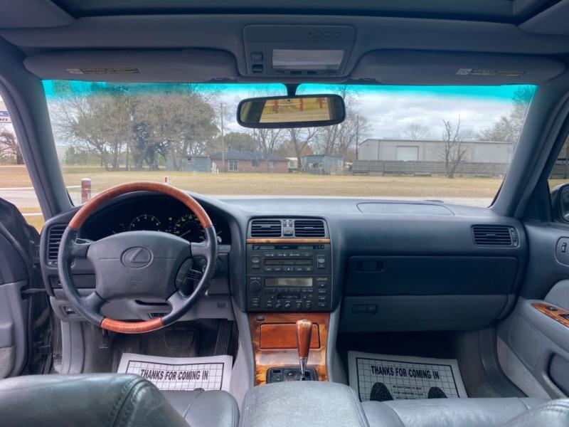 Lexus LS 400 2000 price $6,995