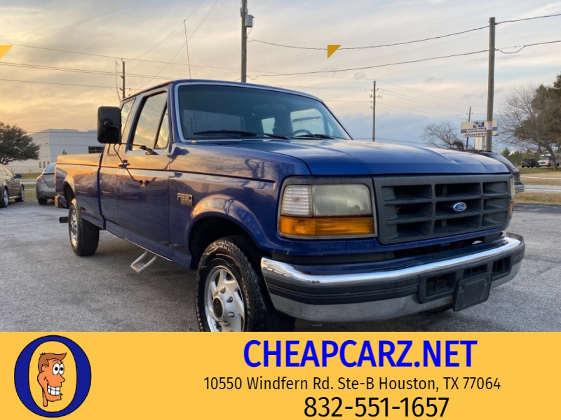 Ford Super Duty F-250 1997 price $8,995