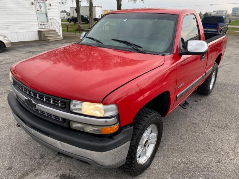 Chevrolet Silverado 1500 2002 price $10,995