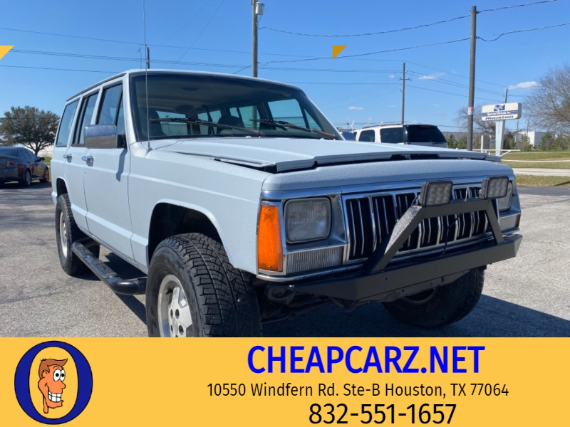 Jeep Grand Cherokee 1992 price $2,995