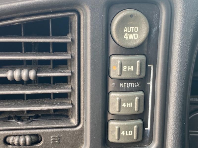 Chevrolet Tahoe 2002 price $6,995