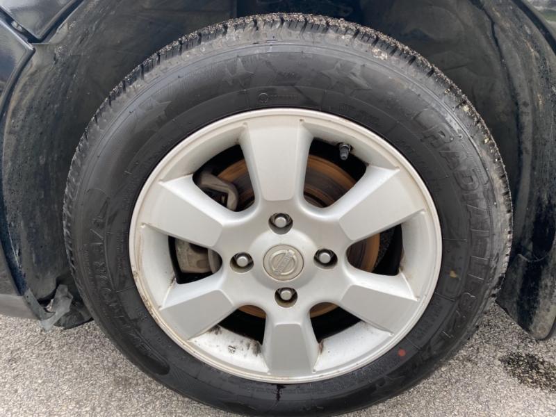 Nissan Versa 2007 price $3,595