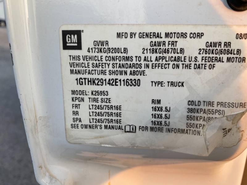 GMC Sierra 2500HD 2002 price $10,995