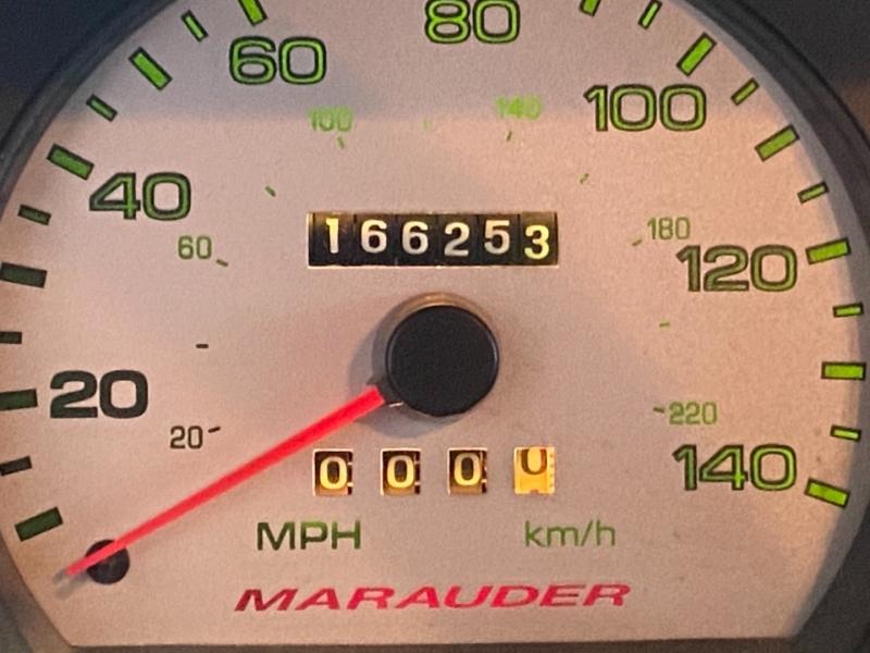 Mercury Marauder 2003 price $18,995