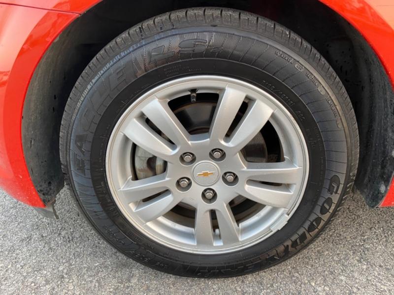 Chevrolet Sonic LT 2012 price $4,995