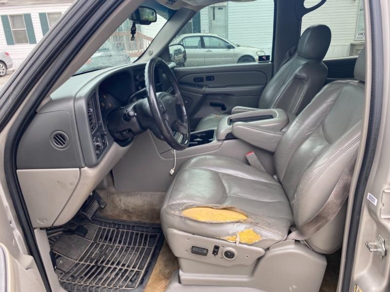 GMC Yukon 2005 price $3,595