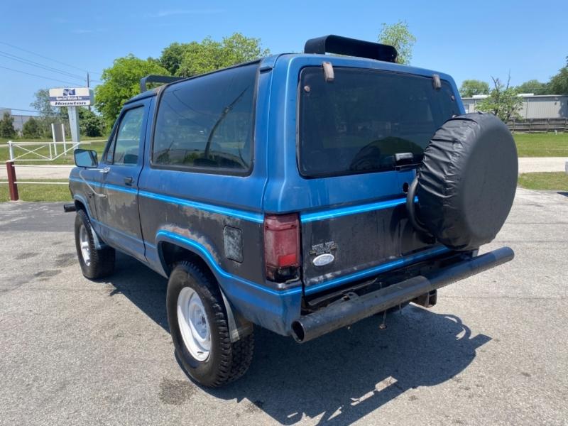 Ford Bronco II 1984 price $7,995
