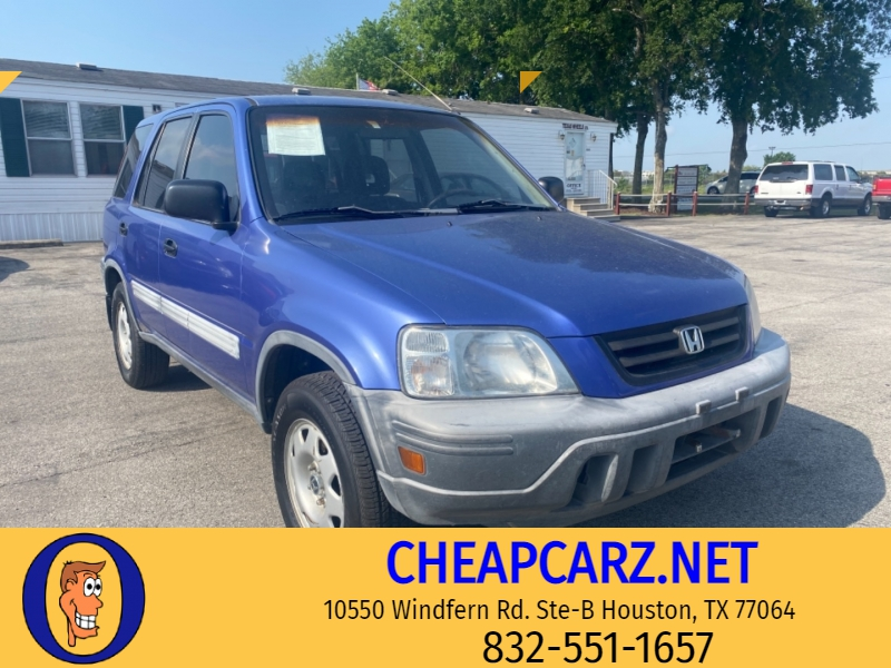 Honda CR-V 2000 price $3,995