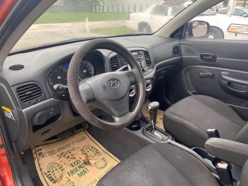 Hyundai Accent 2011 price $5,995