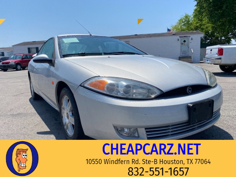 Mercury Cougar 2001 price $4,995