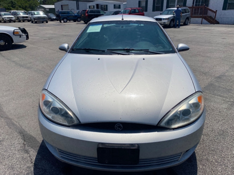 Mercury Cougar 2001 price $4,995