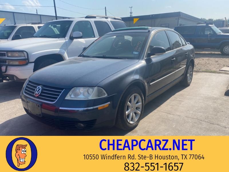 Volkswagen Passat 2004 price $1,995