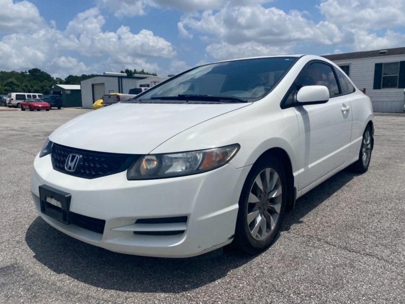 Honda Civic Cpe 2010 price $8,491