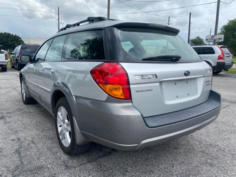 Subaru Legacy Wagon (Natl) 2005 price $7,395