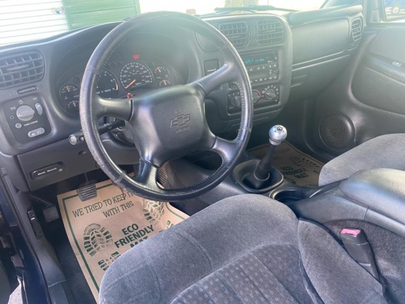 Chevrolet S-10 2002 price $6,900