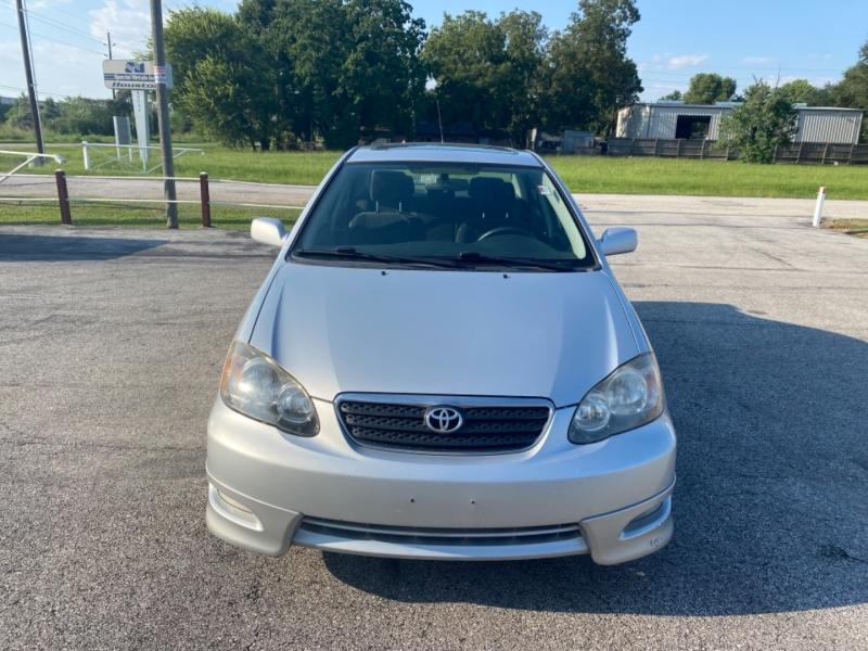 Toyota Corolla 2008 price $0