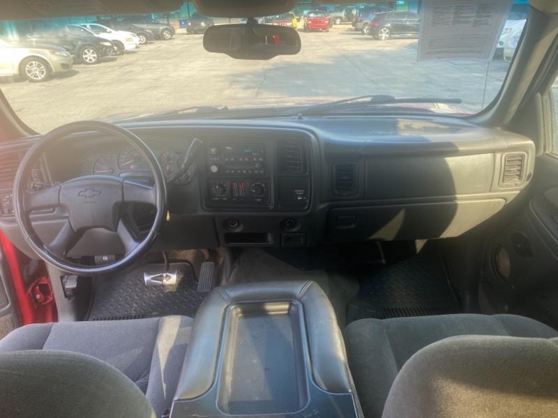 Chevrolet Silverado 2500HD 2003 price $10,900