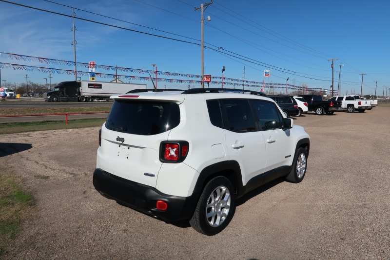 Jeep Renegade 2017 price $14,995