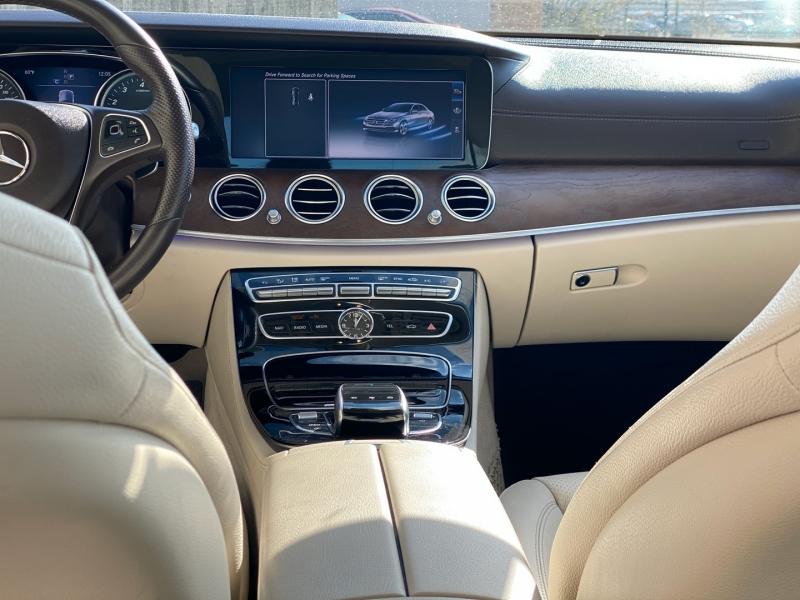 Mercedes-Benz E-Class 2017 price $43,995